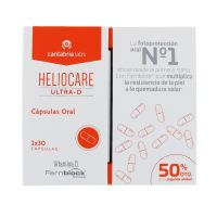 HELIOCARE Ultra-D Pack 2x30 cápsulas