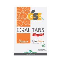 GSE ORAL Tabs Rapid Junior 12 Comprimidos