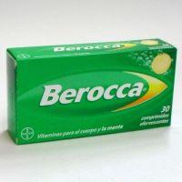 Berocca Comprimidos Efervescentes