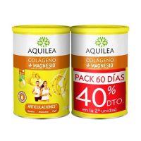 AQUILEA Articulaciones Colágeno + Magnesio PACK DUPLO 2X375gr