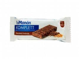 Bimanan Komplett Barrita Chocolate Crujiente 35gr 1u