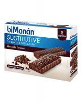 Bimanan Sustitutive sabor Chocolate Fondant 8u