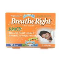 Breathe Right Tira Nasal Junior