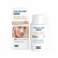 Foto Ultra 100 ISDIN Active Unify COLOR Fusion Fluid SPF50+ 50 ML