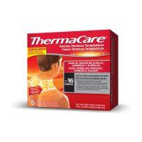 THERMACARE Parches Térmicos para Cuello, Hombros y Muñecas (6 parches)