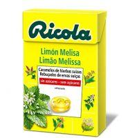 RICOLA Caramelos Sin Azúcar Limón 50g