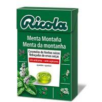 RICOLA Caramelos Sin Azúcar Menta Montaña 50g