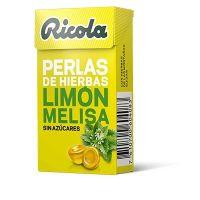RICOLA Pelas Sin Azúcar Limón Melisa 25g