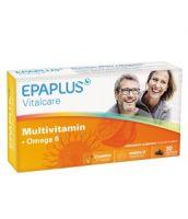 EPAPLUS Vitalcare Vitaminas Omega 6 30 Cápsulas