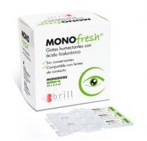 MonoFresh colirio monodosis 30x0,4 ml