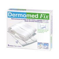 DERMOMED Fix Banda Protectora No transparente 75 cmx 8cm