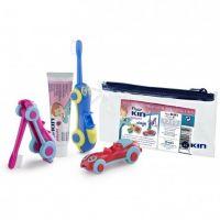 KIN Cepillo Dental Infantil Inicio Coche + Pasta 25ml