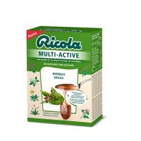 RICOLA Caramelos Sin Azúcar Multiactive Hierbas 51gr