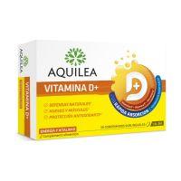 AQUILEA Vitamina D+  30 comprimidos sublinguales