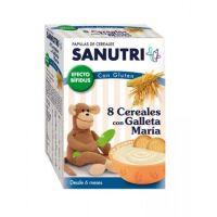 Sanutri 8 Cereales Y Galletas María