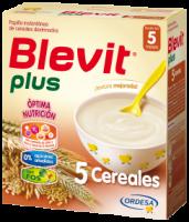 Blevit Plus 5 Cereales 600 Grs