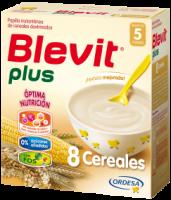 Blevit Plus 8 Cereales 600 Grs