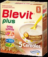 Blevit Plus Super Fibra 5 Cereales 600 Grs