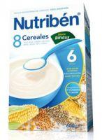 Nutriben 8 Cereales Con Efecto Bífidus 600 Grs