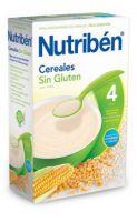 Nutriben Cereales Sin Gluten 600 Grs