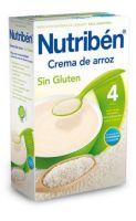 Nutriben Crema De Arroz Sin Gluten