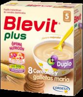 Blevit Plus 8 Cereales Con Galleta 600 Grs