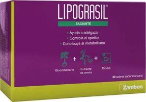 Lipograsil Saciante 24 Sobres