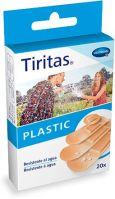 Tiritas Plastic Combinadas 20 unidades / 4 tamaños
