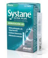 Systane Ultra Plus Hidratación UD 30 Monodosis