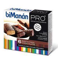 Bimanan Pro Barritas De Chocolate