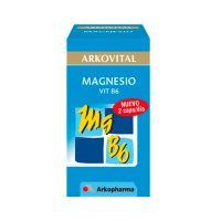 Magnesio Arkovital - (73.5 Mg 30 Cap)