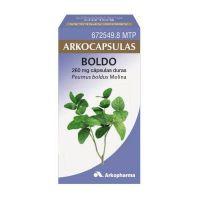 Arkocapsulas Boldo 260 Mg 48 Capsulas