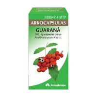 Arkocapsulas Guarana 340 Mg 50 Capsulas