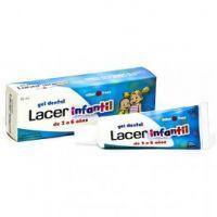 Lacer Infantil Gel Dental - (50 Ml Fresa)