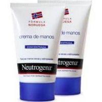 Neutrogena Crema De Manos Concentrada - (50 Ml 2 U)