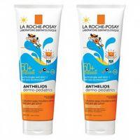 ANTHELIOS Dermo-Pediatrics Wet Skin SPF50+ Pack 2x250ml.
