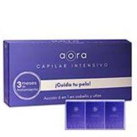 AORA Capilar Intensivo Pack Triplo 3x30 cápsulas