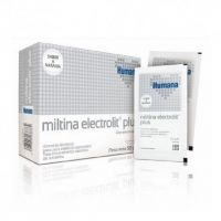 HUMANA Miltina Electrolit 20 sobres de 2.5grs