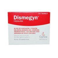 Dismegyn 4 Mg 30 Capsulas