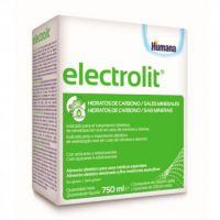 HUMANA Electrolit Solución de Rehidratación Oral Líquida 3x250ml