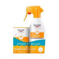 EUCERIN SUN Kids Spray Protect SPF50+ Spray 300ml + Regalo Formato Pocket