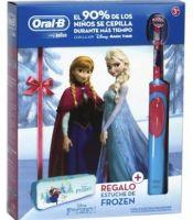 Cepillo ORAL-B Frozen + Estuche