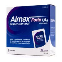 Almax Forte 1,5G Suspensión Oral,12 Sobres