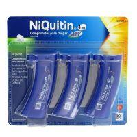 Niquitin 4 Mg 60 Comprimidos Para Chupar Menta