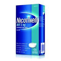 Nicotinell Mint 2 Mg 96 Comprimidos Para Chupar