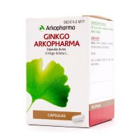 Ginkgo Arkopharma, 100 Cápsulas Duras