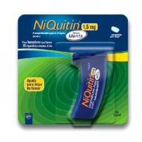 Niquitin 1.5 Mg 60 Comprimidos Para Chupar Menta