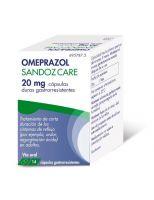 Omeprazol Sandoz Care 20 Mg Capsulas Duras Gastrorresistentes 1