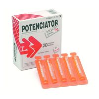 Potenciator 5 G 20 Ampollas Bebibles 10 Ml