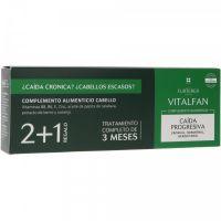 RENE FURTERER Vitalfan Anticaída Progresiva 3x30 cápsulas